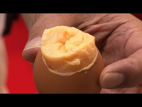 Fuwatoro Eggs for the creamiest breakfast egg-sperience