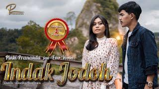 Lagu Minang Terbaru 2021 Indak Jodoh Pinki Prananda Feat Eno Viola Mv
