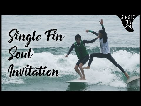 Single Fin Soul Invitation #2