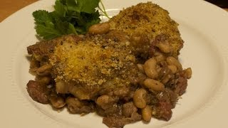 French Chicken Cassoulet Recipe
