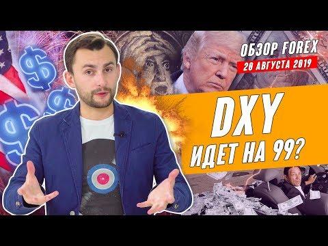 Прогноз по рынку форекс на 20.08 от Тимура Асланова