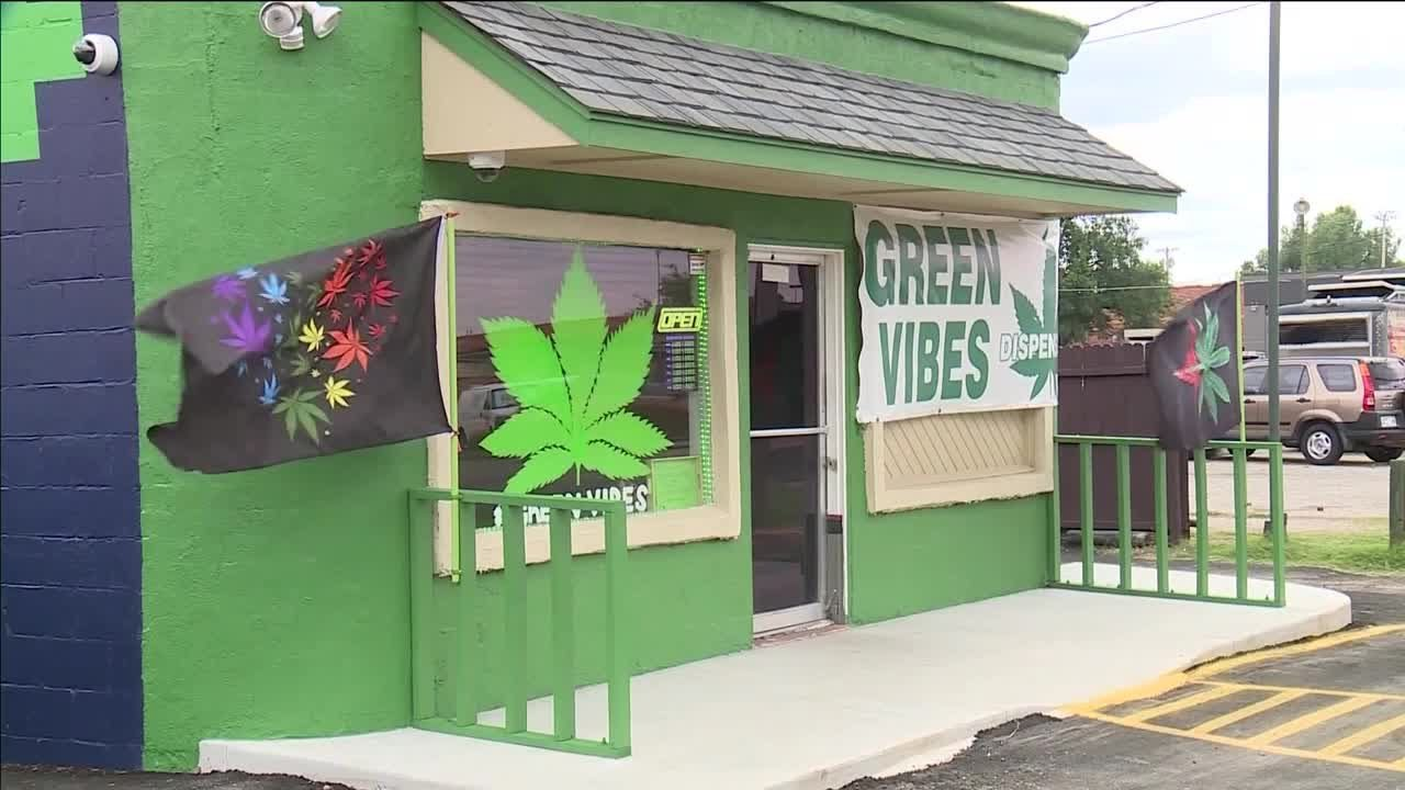 Oklahoma: Marijuana Dispensaries Burglarized