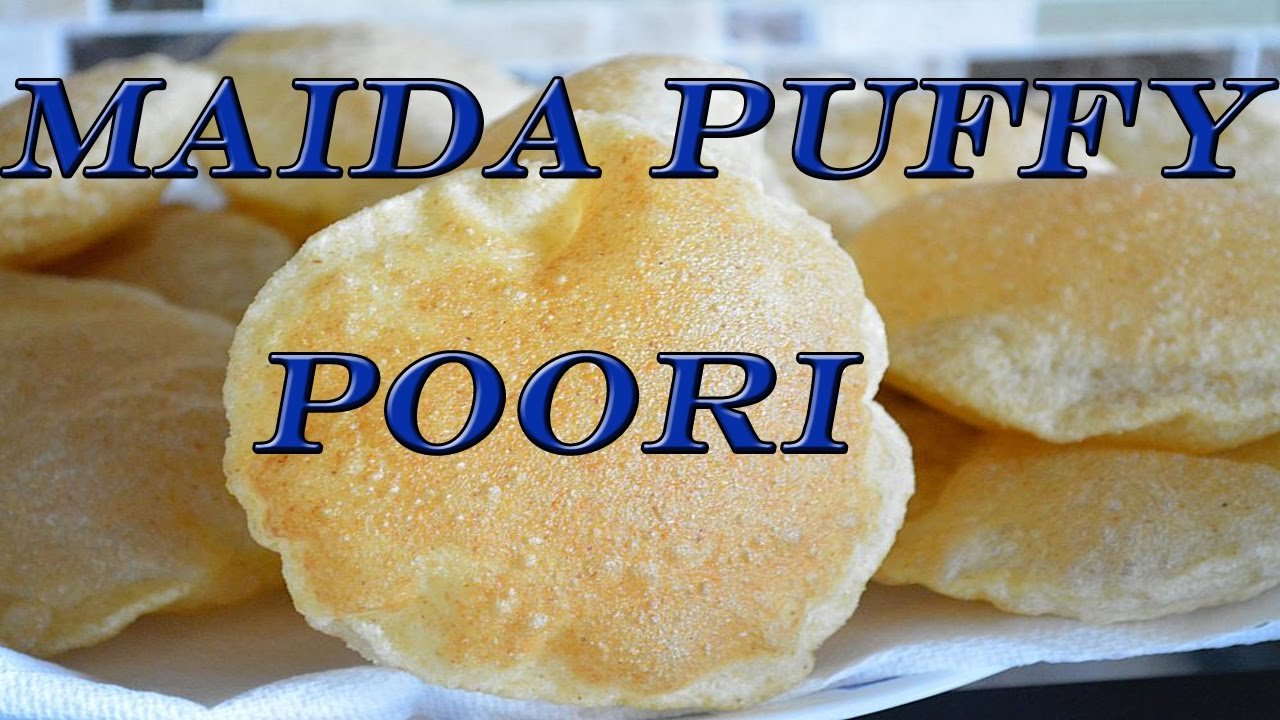 Maida puffy poori puri with maida recipe in tamil youtube maida puffy poori puri with maida recipe in tamil forumfinder Image collections