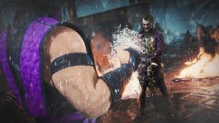 FINAL Mortal Kombat 11 GAMEPLAY Before Joker DLC Trailer | Kombat Pack 1