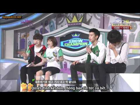 [Vietsub] Music and Lyrics Jay Park - Lee Si Young ( Part 4) End
