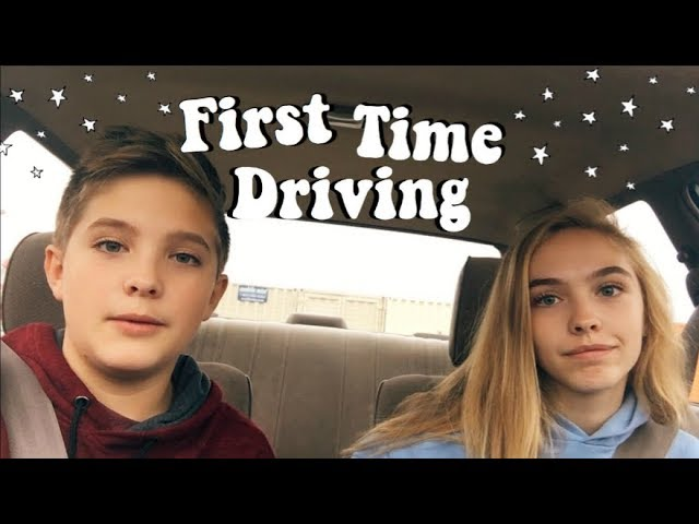First time driving alone+vlog