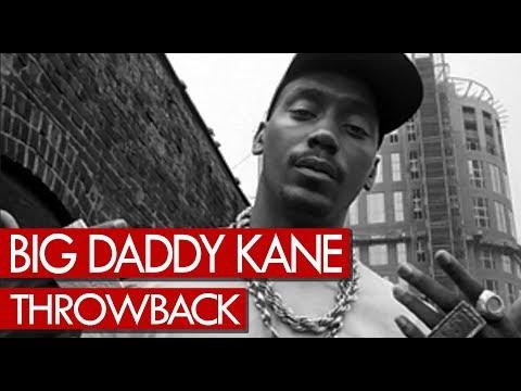 Big Daddy Kane freestyle
