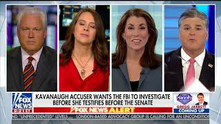 This is a Political Assassination of Judge Kavanaugh, at the Expense of the Accuser • Hannity