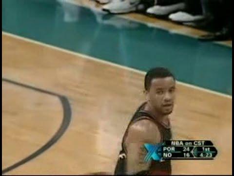 Damon Stoudamire (54pts/8threes) vs. Hornets (2005)