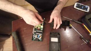 XBox One Power Supply Disassemble/Cleaning