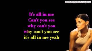 Nelly Furtado Turn Off The Light (Karaoke)