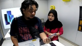 Cari HP RAM 6 GB harga 1 jutaan di WTC Surabaya
