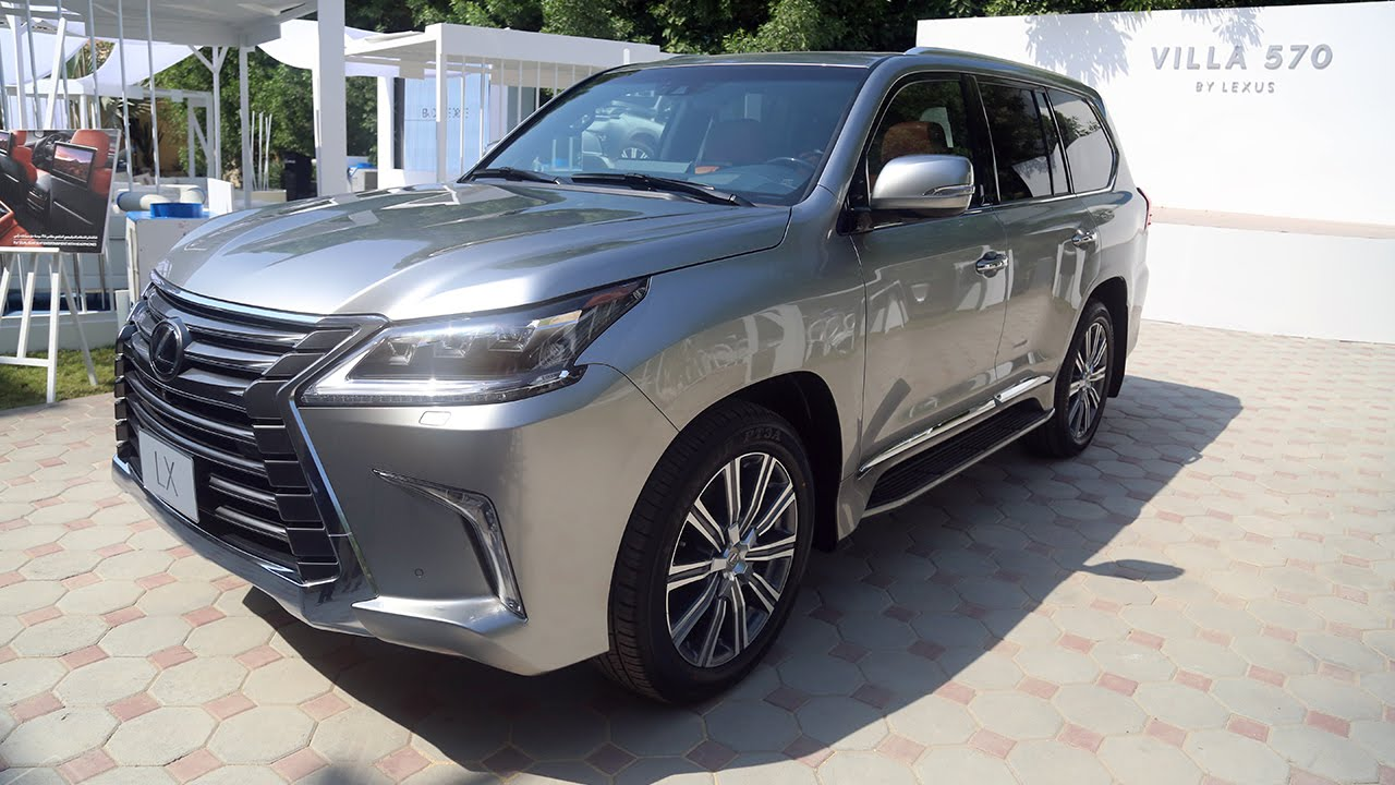Nice 2016 Lexus LX 570 UAE Prices