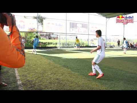 RedBull Futsal League 2073: Harisiddhi Futsal Vs Samakhusi Futsal, GoalNepal