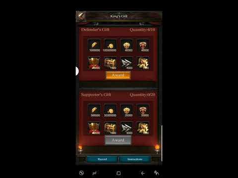 Clash Of Kings Mod Cok Apk 21 Million Gold 2018