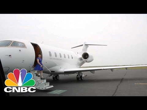 Take A Private Jet To Lunch | CNBC
