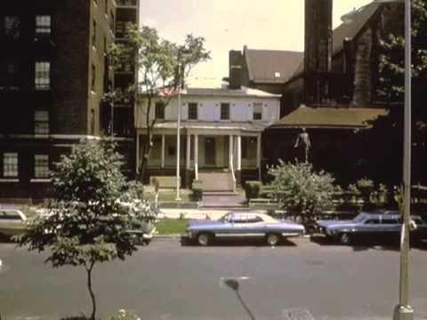 Moving Alexander Hamilton's house across the street