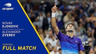 Novak Djokovic vs Alexander Zverev Full Match