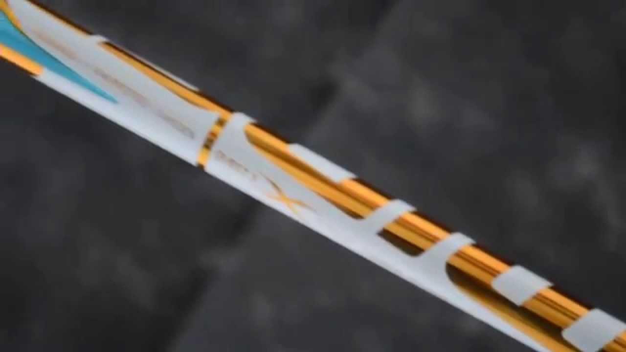 cb7c5bf911c Florbalová hokejka Salming Quest 3 X-Shaft KZ TC 3° - 1105261 - YouTube