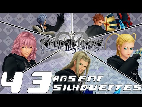 Kingdom Hearts HD 2.5 ReMIX - All 5 Absent Silhouette Battles (KH2FM Ep. 43)