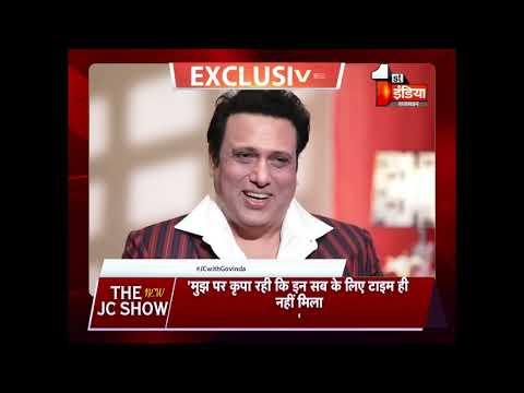 Film+Actor+Govinda+%7C+The+New+JC+Show+%7C+EXCLUSIVE