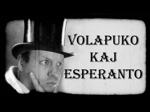 Volapuk Kaj Esperanto