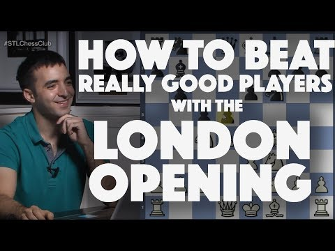 Beat Good Players with the London | Games to Know by Heart - IM Eric Rosen