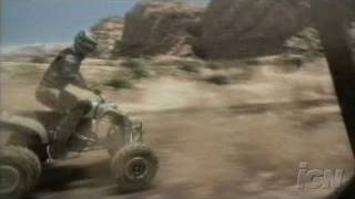 MotorStorm PlayStation 3 Trailer - Offical E3 2005 Trailer