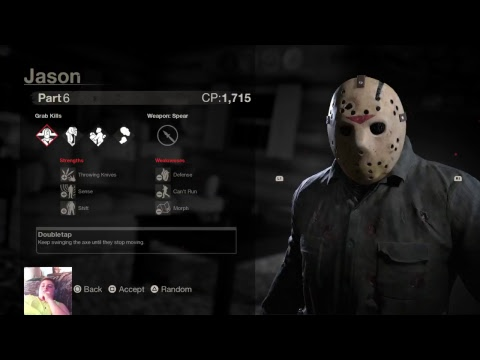 Friday the 13 the game ep?