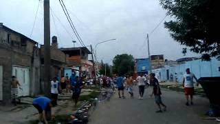 La Banda de San Telmo vs Comunicaciones.