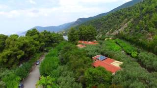 Camping Rovies | Greece | Phantom 3 |