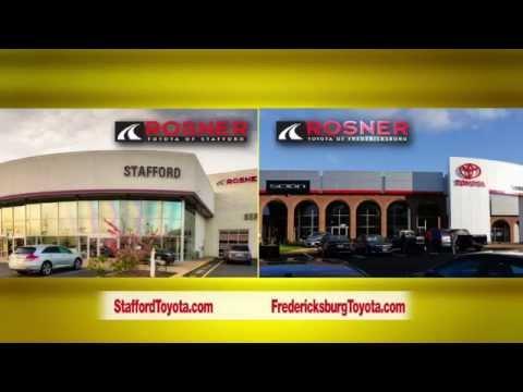 Giant Summer Sales Event At Rosner Toyota Of Fredericksburg