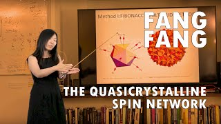 The Quasicrystalline Spin Network