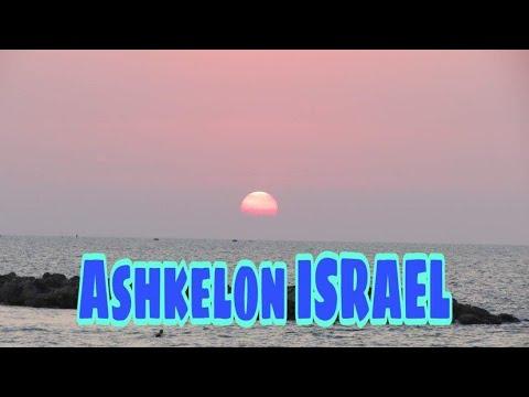 MARINA PROMENADE BEACH-ASHKELON