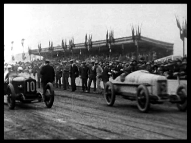 Jimmy Murphy wins French Grand Prix 1921