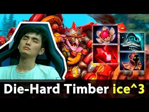 Die Hard iceiceice Timbersaw vs IG