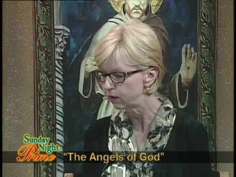 Sunday Night Prime - 2015.4 .5 -  Donna Marie Cooper- O'Boyle  - Angels