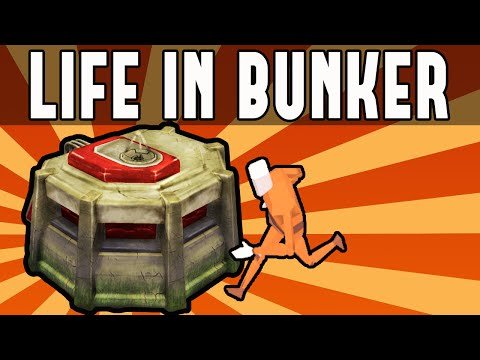 Survive Apocalypse! Game Like Fallout Shelter (Life In Bunker Gameplay Early Access)