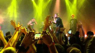 Xzibit - Get Your Walk On (17.09.2014 Live Spb @ Космонавт)