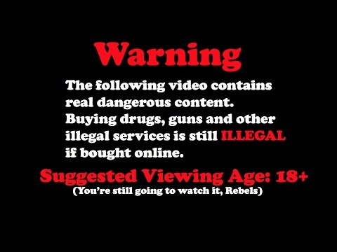 Lets Explore The Deep Web Together (Drugs, Hiring a Hitman, Fake IDs, Porn, Aliens and More!)