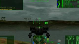 Mechwarrior 4: Mercenaries - MekPak 3.1 - Multiplayer Gameplay - FREE GAME