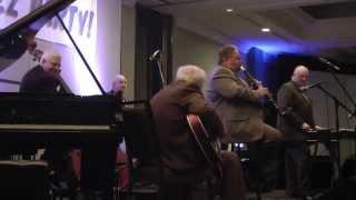 """SING SING SING"": BUCKY PIZZARELLI, ED METZ, ALLAN VACHE, PAUL KELLER, JOHN COCUZZI (April 26, 2014)"