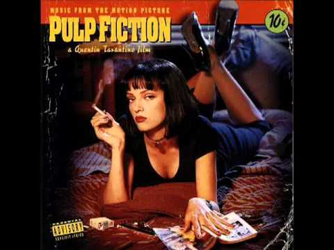 Urge Overkill - Girl You'll Be a Woman Soon (Soundtrack Pulp Fiction)
