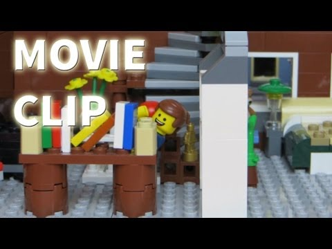 The Lego Movie CLIP - Good Morning!