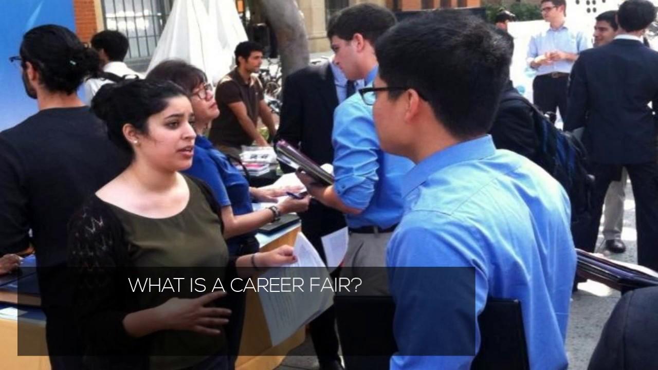career fair success before the career fair