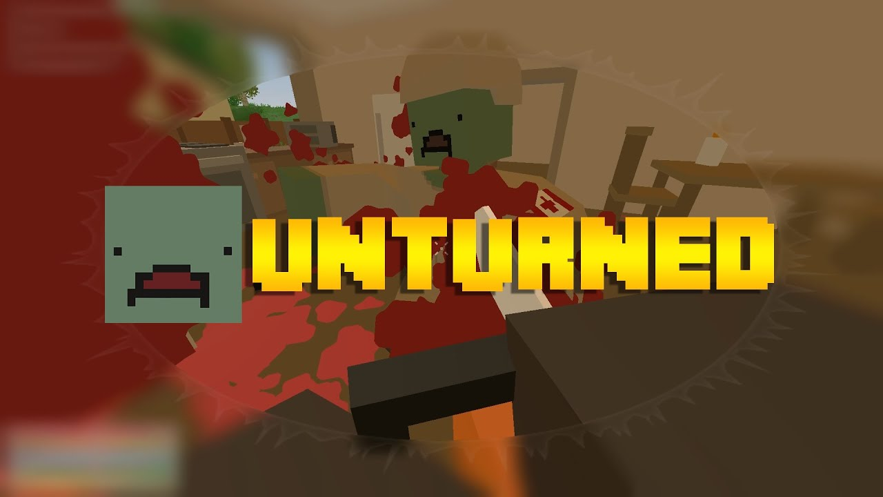 tronconneuse unturned
