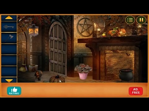 Sorcerer house escape walkthrough first escape games for Minimalistic house escape 5 walkthrough