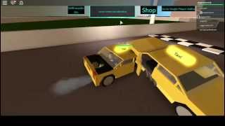Roblox Taxi Simulator Episode 1 We Are Racer Taxis!!!!