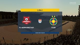 FIFA 20 | FC Hermannstadt vs FCSB - Romanian Cup | 05/03/2020 | 1080p 60FPS