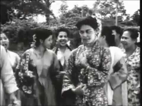 OST Bawang Putih Bawang Merah 1959 - Anggerik Desa - Kamariah Noor